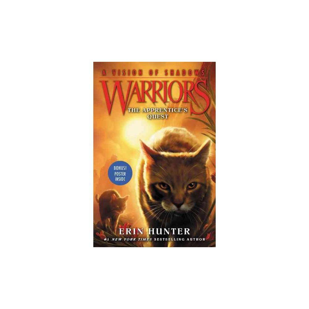 Apprentice's Quest - Reprint (Warriors) by Erin Hunter (Paperback)