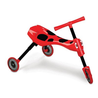 Scuttlebug Beetle Kids' Tricycle - Red/Black