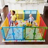 Toddleroo by North States Superyard Balloon Ride Play Mat - image 4 of 4