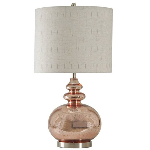 Gemvara Table Lamp Rose (Includes Light Bulb) - StyleCraft - image 1 of 1