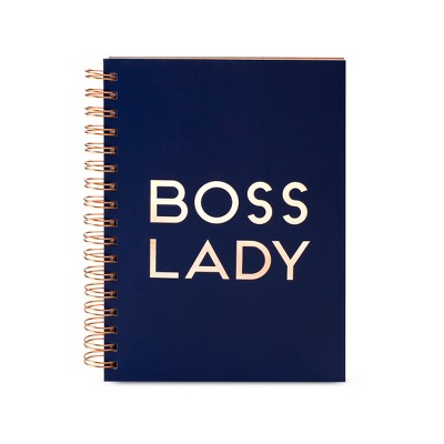 """Dabney Lee Journal (240 pages, lined) - """"Boss Lady"""""""