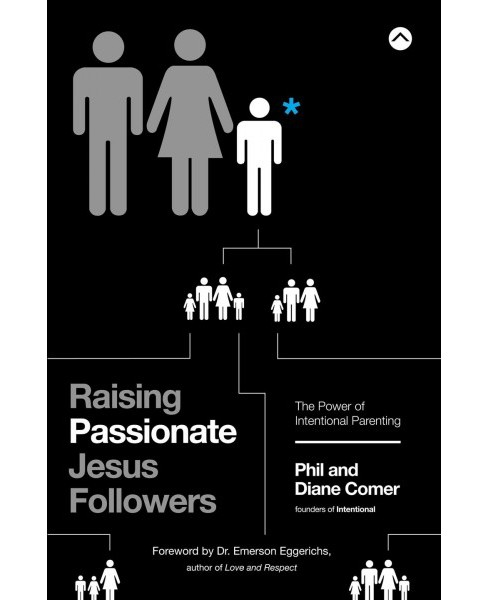 Raising Passionate Jesus Followers : The Power of Intentional Parenting - by Phil Comer & Diane Comer - image 1 of 1