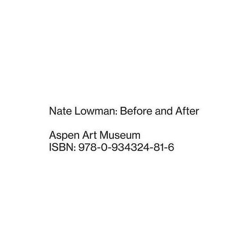 Nate Lowman - (Hardcover) - image 1 of 1