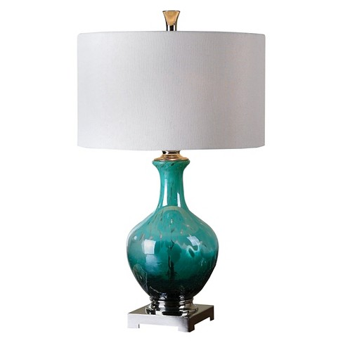Uttermost Yvonne Table Lamp - South Sea Blue - image 1 of 1