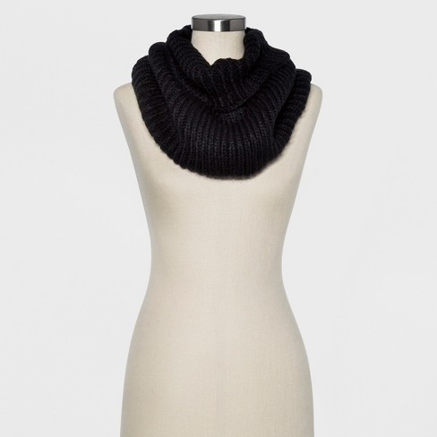 Women's Ribbed Infinity Scarf - A New Day™ - image 1 of 2