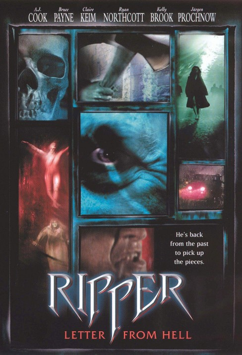 Ripper:Letter from hell (DVD) - image 1 of 1