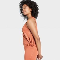 Women's Printed Side-Tie Tank Top - All in Motion™