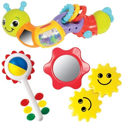 Kaplan Early Learning Garden Party Activity Set  - Set of 4