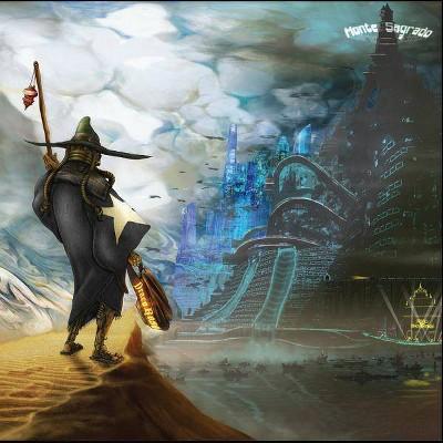 Draco Rosa - Monte Sagrado (CD)