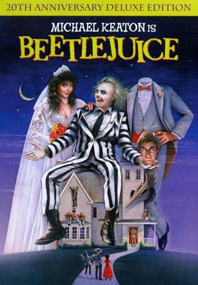 Beetlejuice (20th Anniversary Edition)(Deluxe Edition)(DVD)