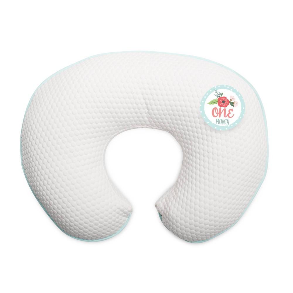 Image of Boppy Preferred Milestone Nursing Pillow Slipcover - Cream, Beige