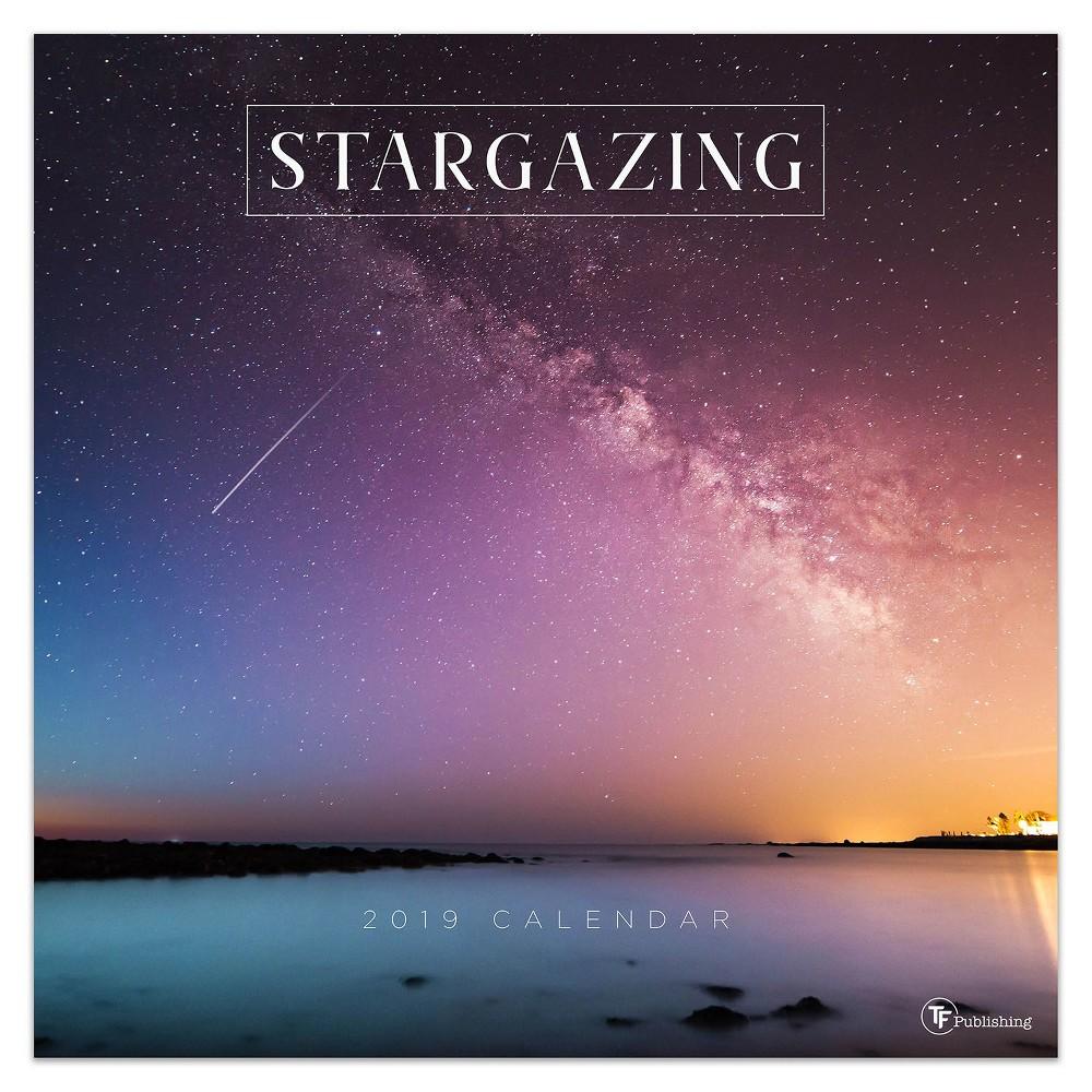 2019 Stargazing Wall Calendar, 2019 Tf Publishing Stargazing Wall Calendar