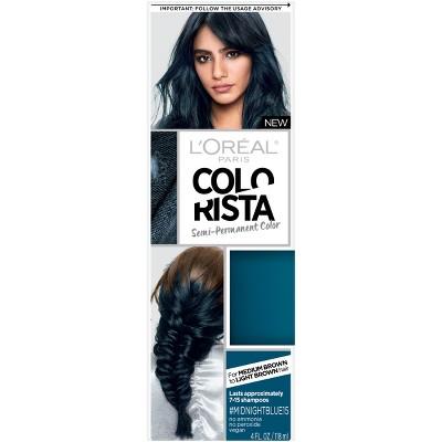 L'Oreal Paris Colorista Semi-Permanent Hair Color For Brunette Hair