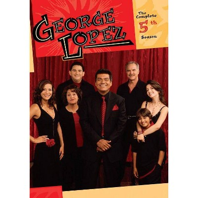 The George Lopez Show: The Complete Fifth Season (DVD)(2015)