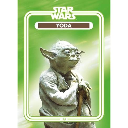 NMR Distribution Star Wars Yoda 2.5 x 3.5 Inch Flat Magnet - image 1 of 1