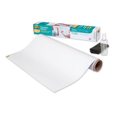 Post-it Flex Write Surface, 36 x 24, White FWS3X2