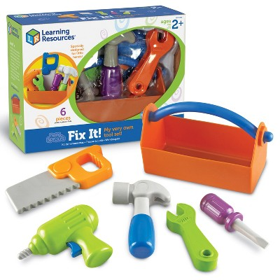 Learning Resources New Sprouts Fix It!, 6 Pieces, Ages 2+