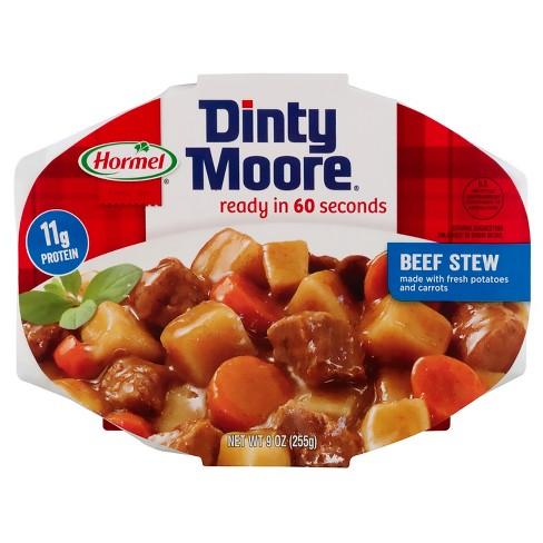 Dinty Moore Microwaveable Beef Stew 10oz - image 1 of 2