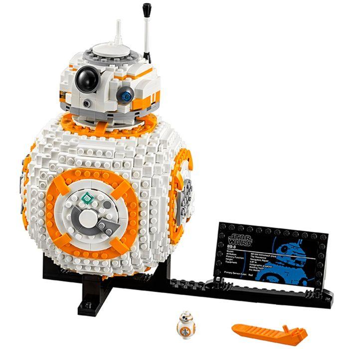 LEGO Star Wars The Last Jedi BB-8 75187