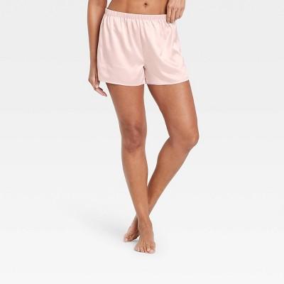 Women's Satin Pajama Shorts - Stars Above™