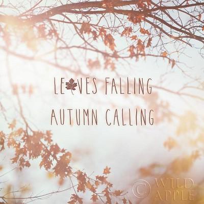 Thirstystone Stone Coaster Autumn Calling