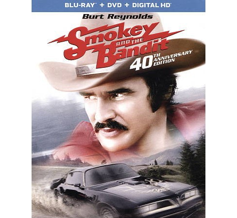 Smokey And The Bandit (40th Anniversa (Blu-ray) - image 1 of 1