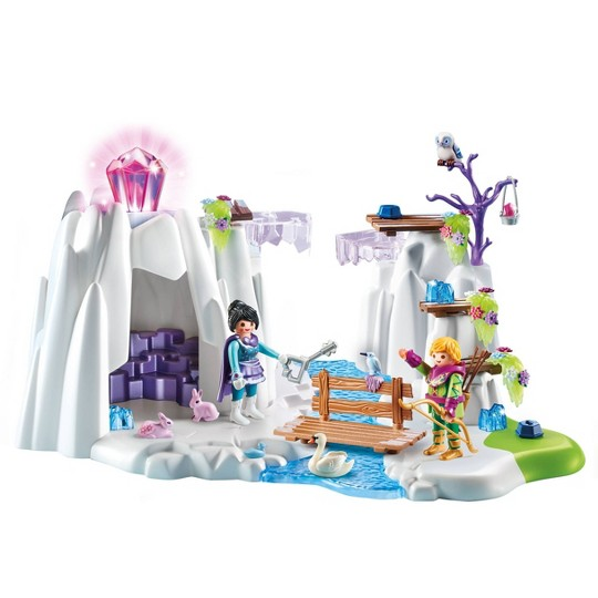 Playmobil Crystal Diamond Hideout image number null