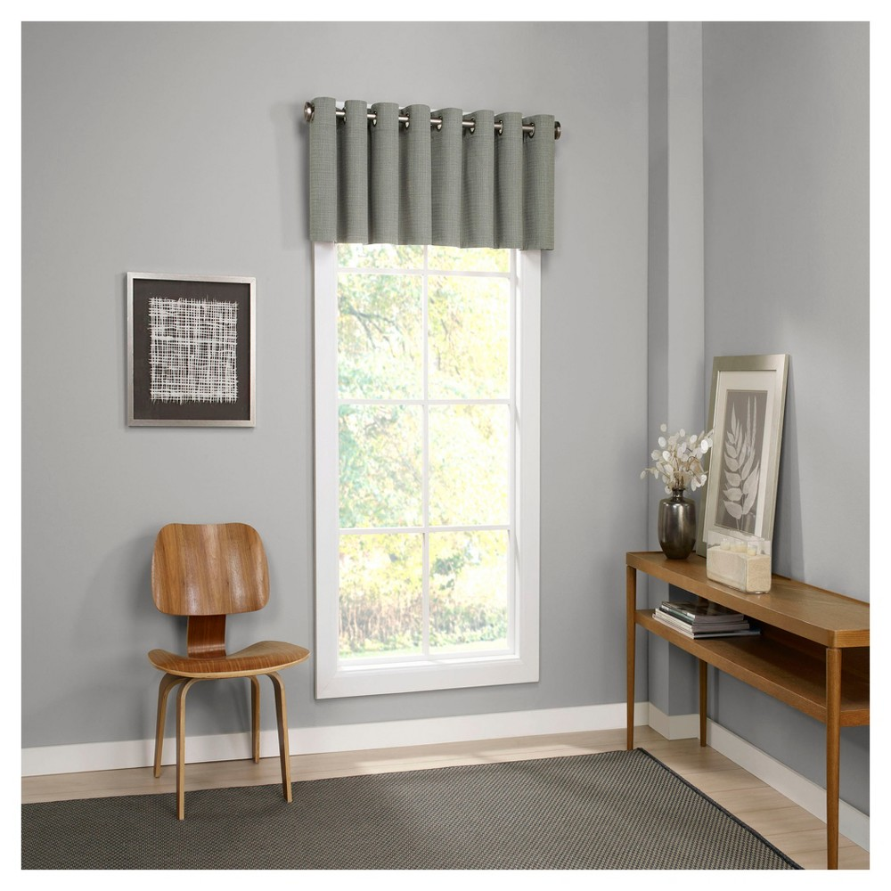 Palisade Thermalined Window Valance Green (52