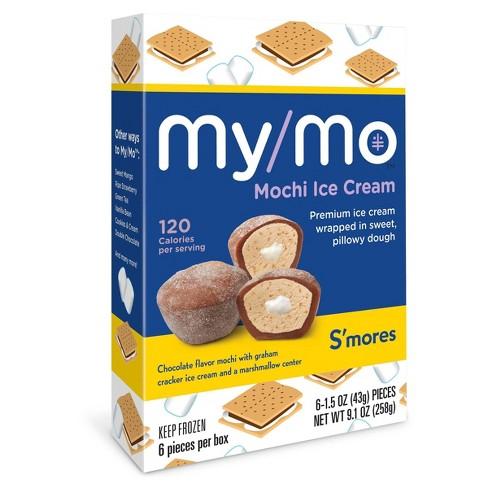 My/Mo S'mores Mochi Ice Cream - 6ct - image 1 of 3