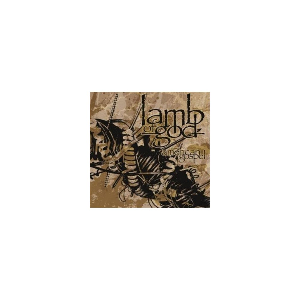 Lamb Of God - New American Gospel (Vinyl)