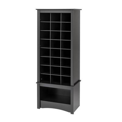 Tall Shoe Cubbie Cabinet - Prepac