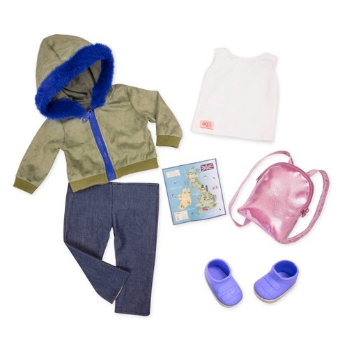 Our Generation Deluxe Outfit - Travel - image 1 of 3