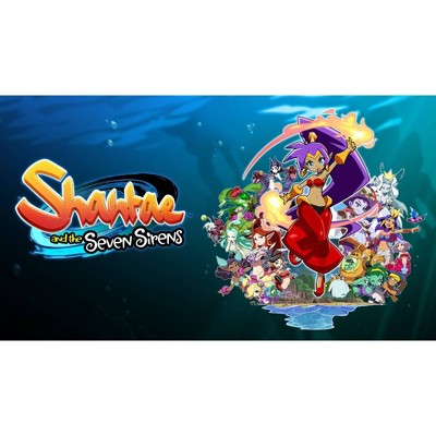 Shantae and the Seven Sirens - Nintendo Switch (Digital)