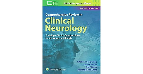 Comprehensive Review in Clinical Neurology : A Multiple Choice Book for the Wards and Boards (Paperback) - image 1 of 1