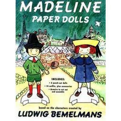 Madeline Paper Dolls (Paperback)(Ludwig Bemelmans)