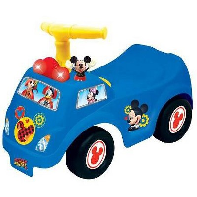 Mickey Lights N' Sounds Ride-On
