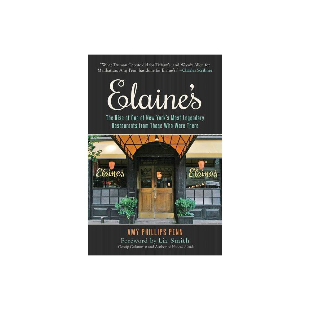 Elaine S By Amy Phillips Penn Paperback