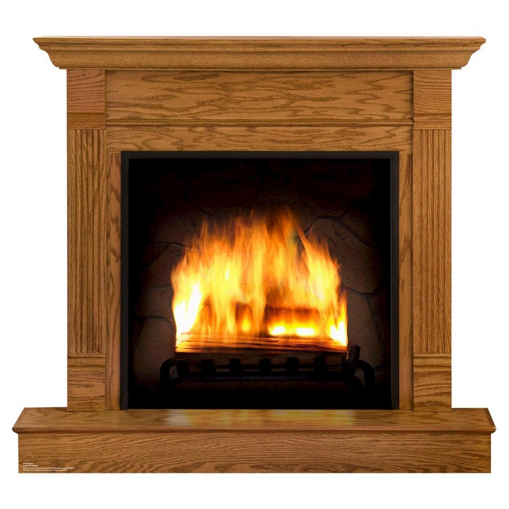 Image of Fireplace Standup, Kids Unisex