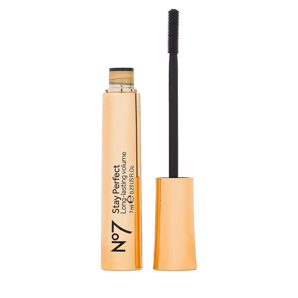 No7 Stay Perfect Mascara Black - .23oz