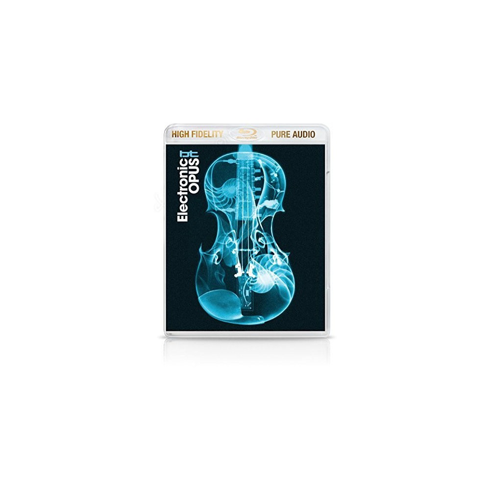 Bt - Electronic Opus (Audio Only) (Blu-ray)