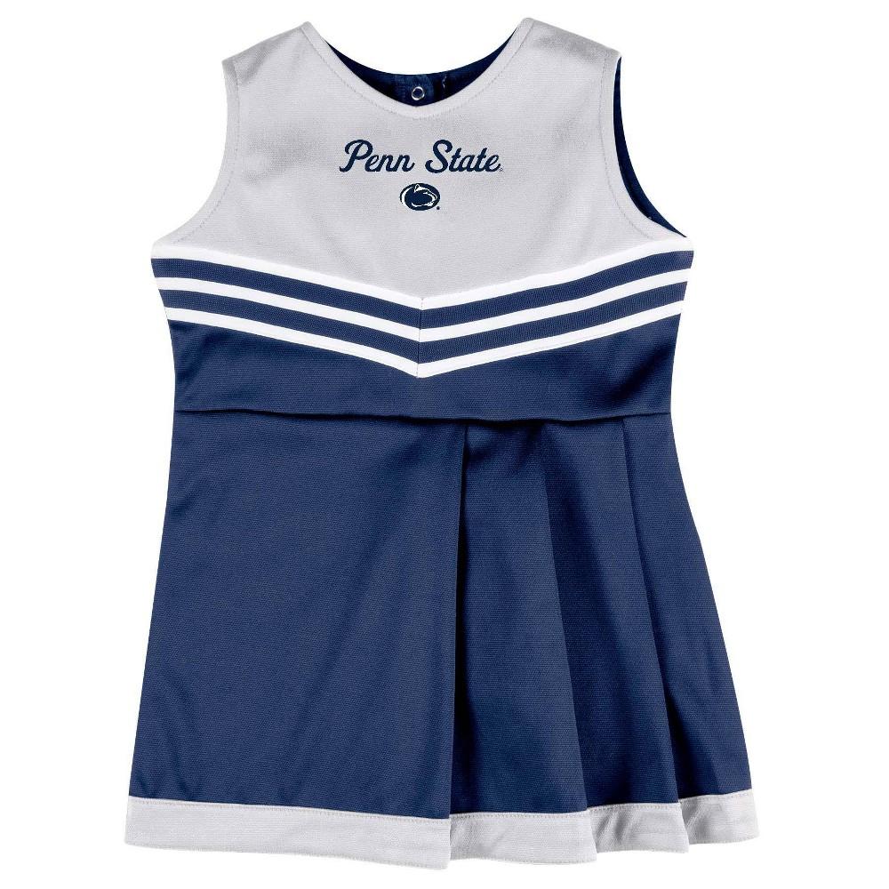 Ncaa Penn State Nittany Lions Girls 39 2pc Cheer Set 12m