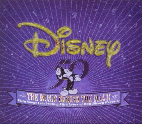 Various - Disney:Music behind the magic (CD) - image 1 of 1