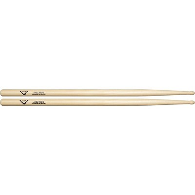 Vater American Hickory Jazz Ride Drumsticks Wood
