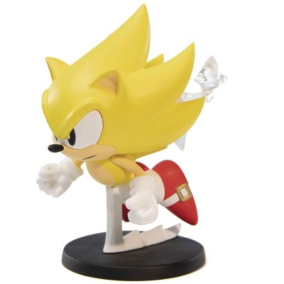 Sonic The Hedgehog Boom8 Super Sonic 4 Inch Collectible Pvc Figure Target