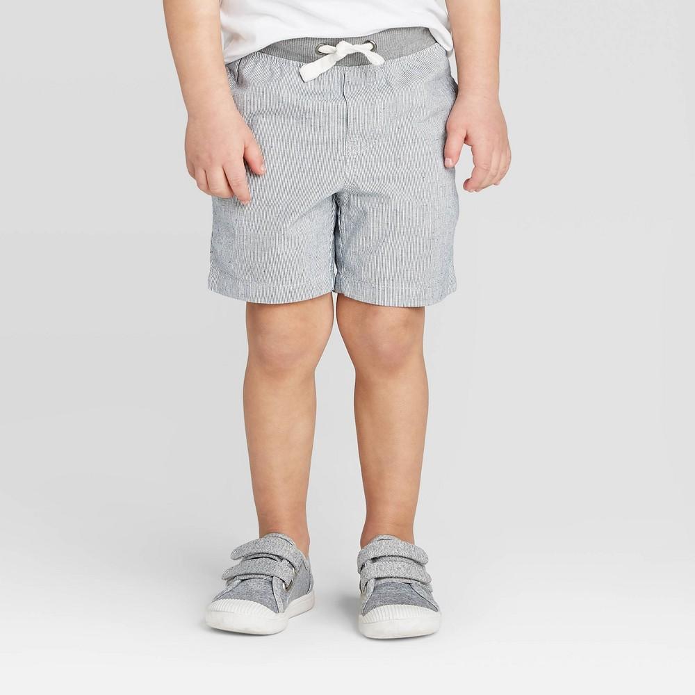 Toddler Boys 39 Chino Shorts Cat 38 Jack 8482 Gray 18m