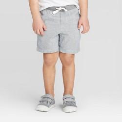Toddler Boys' Chino Shorts - Cat & Jack™ Gray