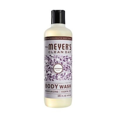 Mrs. Meyer's Clean Day Body Wash Lavender Scent - 16oz Bottle