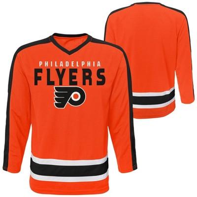 NHL Philadelphia Flyers Boys' Jersey - XL