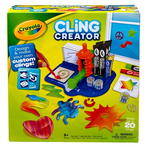 Crayola® Cling Creator - image 1 of 6