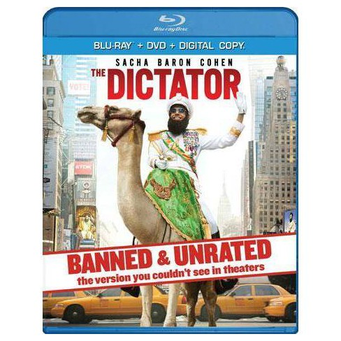 The Dictator (Blu-ray) - image 1 of 1